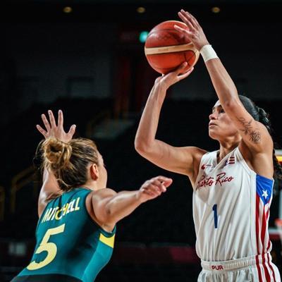 Puerto Rico pierde ante Australia y se despide de Tokio