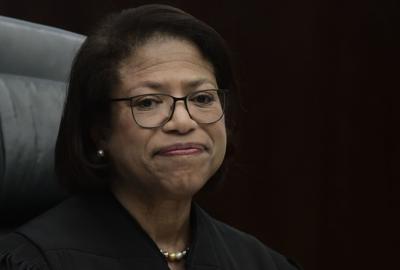 La jueza Swain