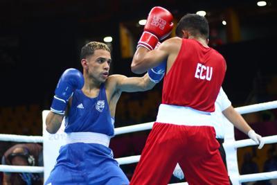Oscar Collazo peleará por el oro en el boxeo panamericano