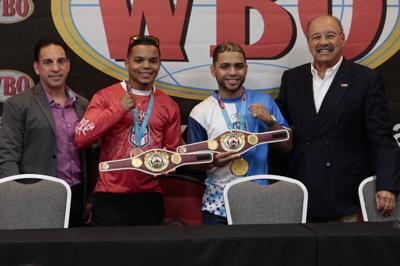 OMB reconoce a Oscar Collazo y Yankiel Rivera