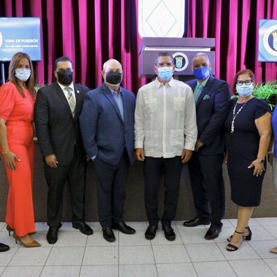 Juramenta el nuevo alcalde de Vieques