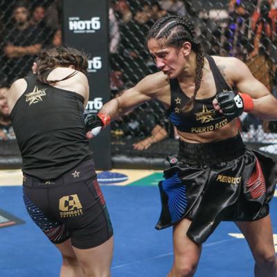Amanda Serrano tiene rival para su combate de MMA en la Isla