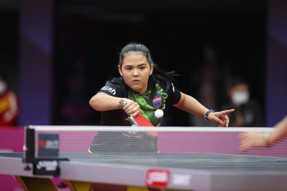 Adriana Diaz sigue con sus planes en China