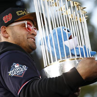 'Baby Shark' se va de los Nacionales de Washington