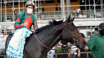 Super Strong inicia su ruta hacia el Kentucky Derby