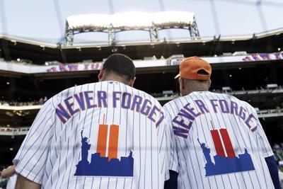 Los Yanquis vencen a los Mets en el aniversario de los atentados del 11 de septiembre
