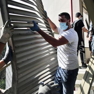 Líbano registra número diario récord de casos de coronavirus