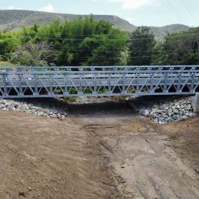 Abren el puente #1065 en Yauco