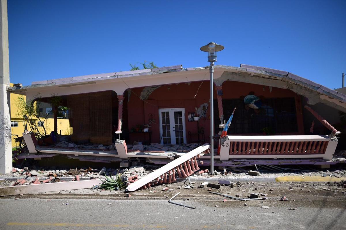 Guánica Terremoto