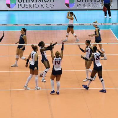 Dominicana conquista el Campeonato Continental Norceca