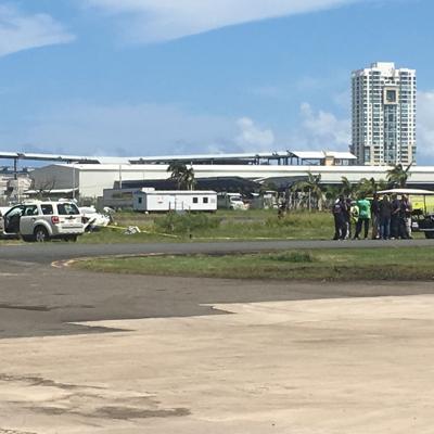 Anuncian reparaciones en aeropuerto de Isla Grande