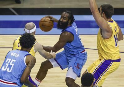 Rockets envían a James Harden a los Nets de Brooklyn