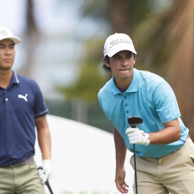 Tiger Woods estuvo 'presente' en el Puerto Rico Open