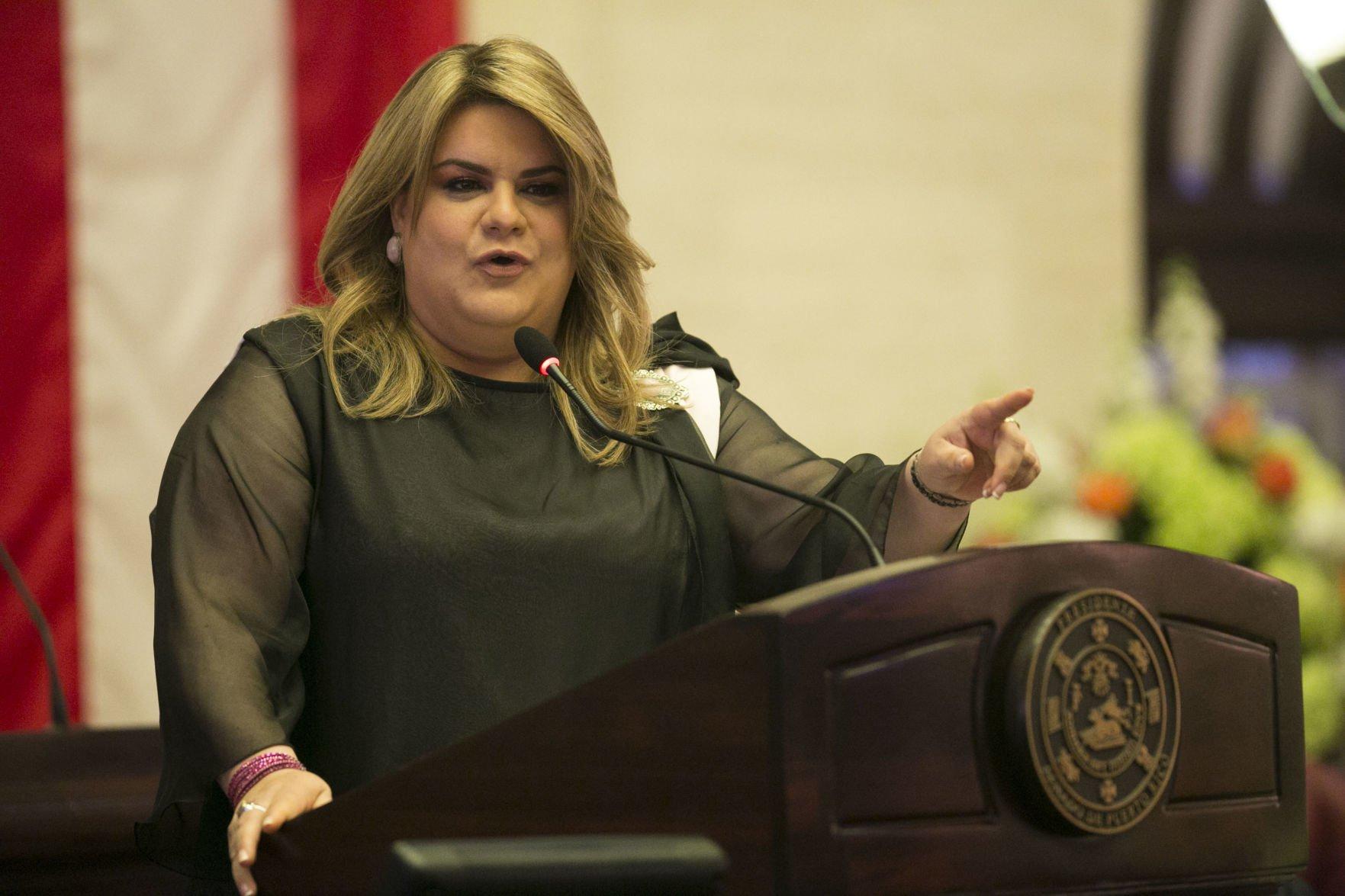 Jenniffer González pide a Rosselló salga de la presidencia del PNP