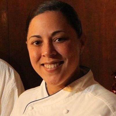 Jannette Berríos, chef ejecutiva de St. Regis