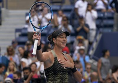 Muguruza y Halep avanzan fuertes a la 4ta ronda del US Open