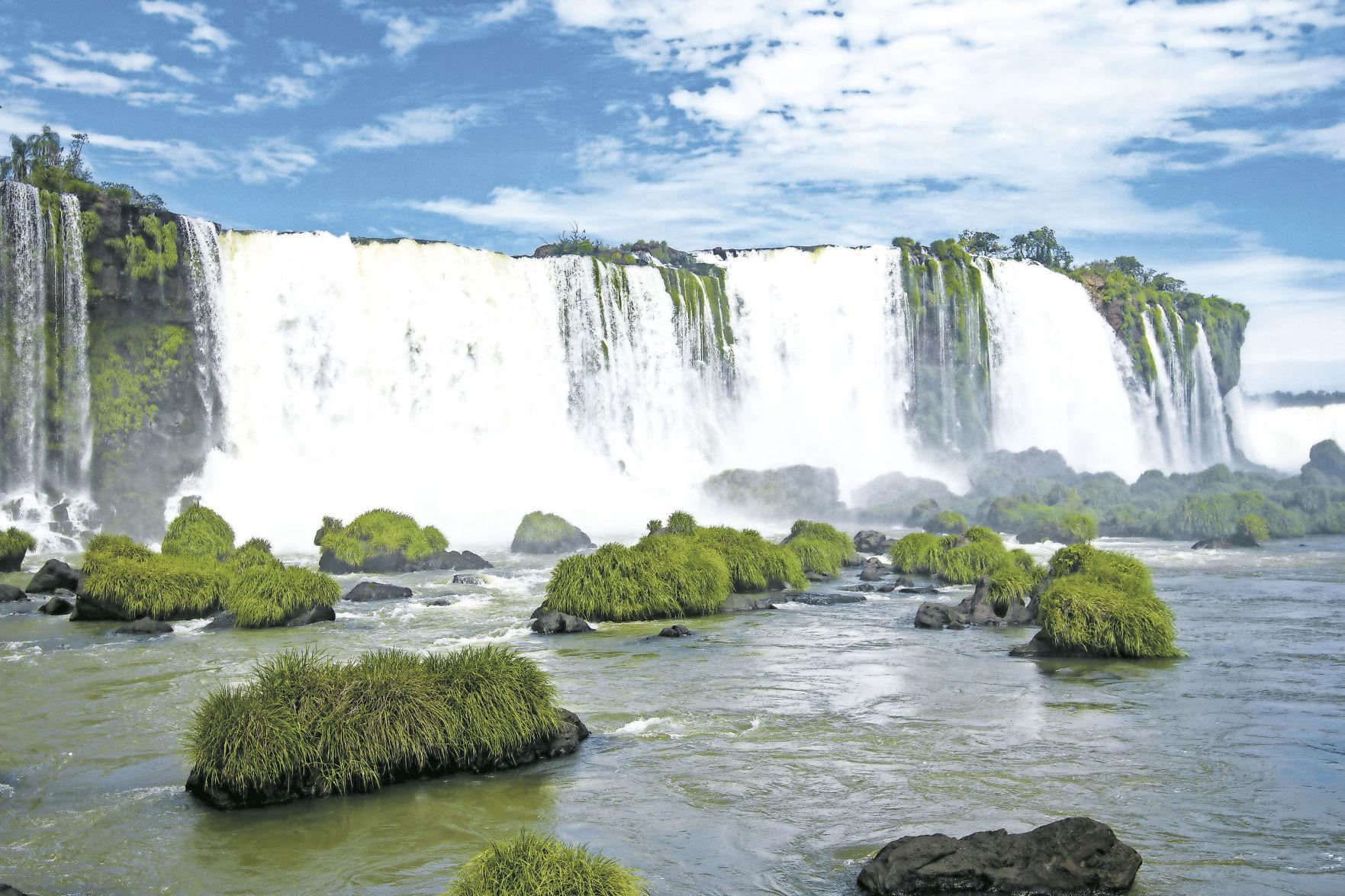 >Turismo natural  Un recorrido  por el Iguazú