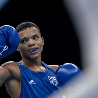 Motivaciones de sobra para Yankiel Rivera rumbo a su debut olímpico