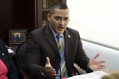 """José Enrique """"Quiquito"""" Meléndez"""