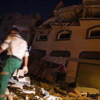 Muere comandante yihadí en ataque aéreo de Israel en Gaza