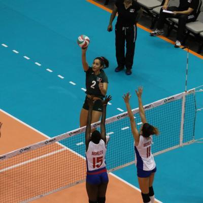 Quinto puesto para México en el Campeonato Norceca