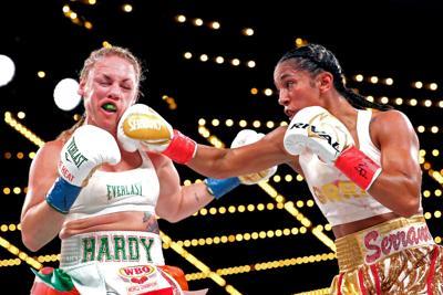 Boxing: Heather Hardy vs Amanda Serrano