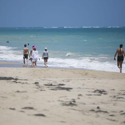 Hombre se ahoga en playa de Río Grande