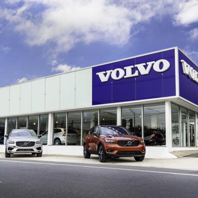 XC40, el primer auto totalmente eléctrico de Volvo llega a la Isla