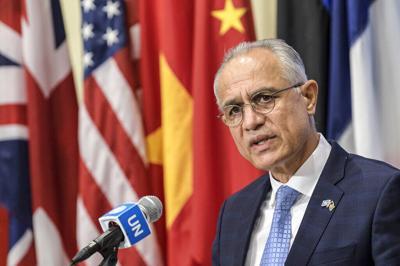 Improbable que el Talibán hable ante Asamblea General de la ONU