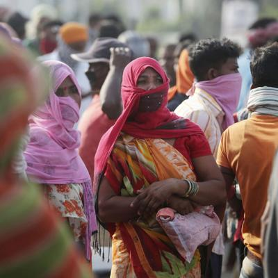 India supera los seis millones de casos de coronavirus