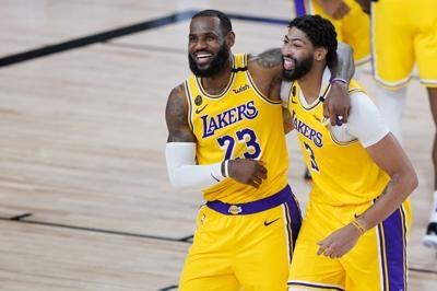NBA permitirá entrada de familiares a la burbuja