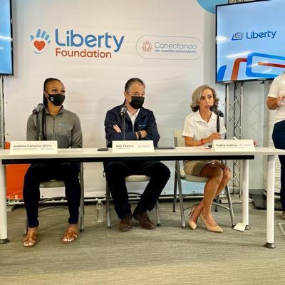 Liberty Puerto Rico dona $1 millón para iniciativas socioeconómicas