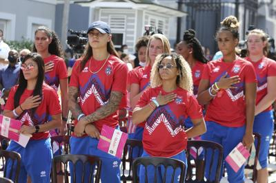 Delegación de Puerto Rico cierra con 37 atletas