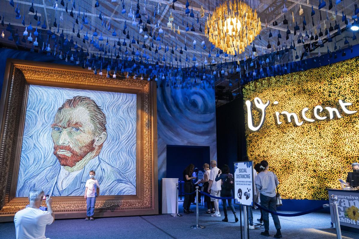 Immersive Van Gogh Nueva York
