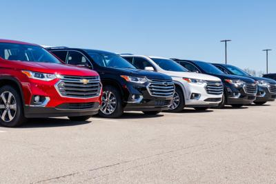 Ventas de autos no supera las 100,000 unidades en 2020