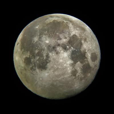 """Invitan a observación virtual de la """"Luna Llena Azul"""""""