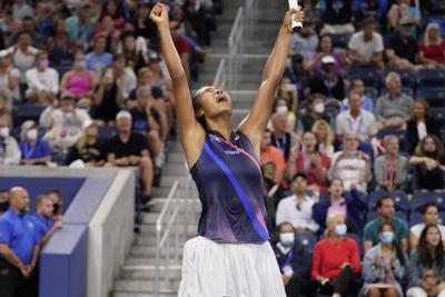 Leylah Fernández ilumina el US Open