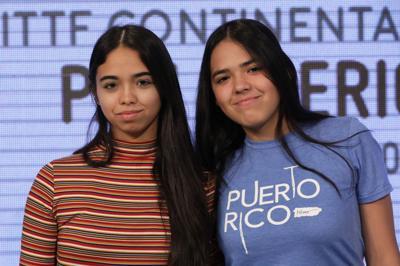 Adriana y Melanie Díaz comenzarán intensa preparación