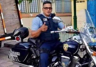 Policía estatal abatido jugó béisbol