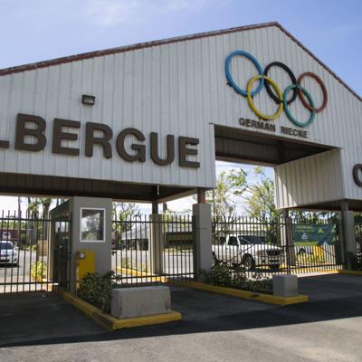 Listo el Albergue Olímpico para recibir a los atletas