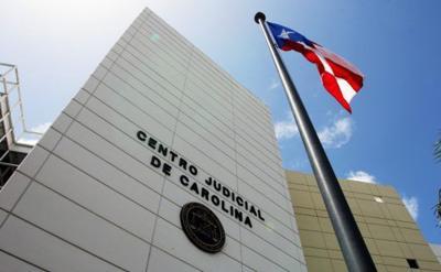 Un positivo a Covid-19 en Centro Judicial de Carolina