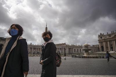 El Vaticano recuerda a los marinos afectados por la pandemia