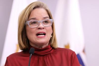 """El presidente está loco"", dice Carmen Yulín"