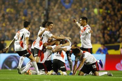 River sobrevive ante Boca; jugará otra final de Libertadores