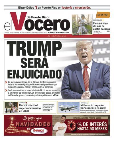 Audionoticias- 19 de diciembre de 2019