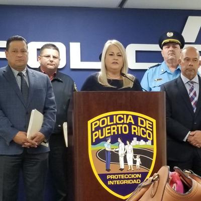 Gobernadora pide Código de Orden Público para San Juan
