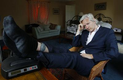 Britain Assange
