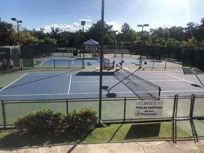 Contenta la Asociación de Tenis con reapertura de canchas