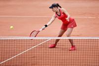 Mónica Puig adelanta de ronda en el Abierto de Estrasburgo