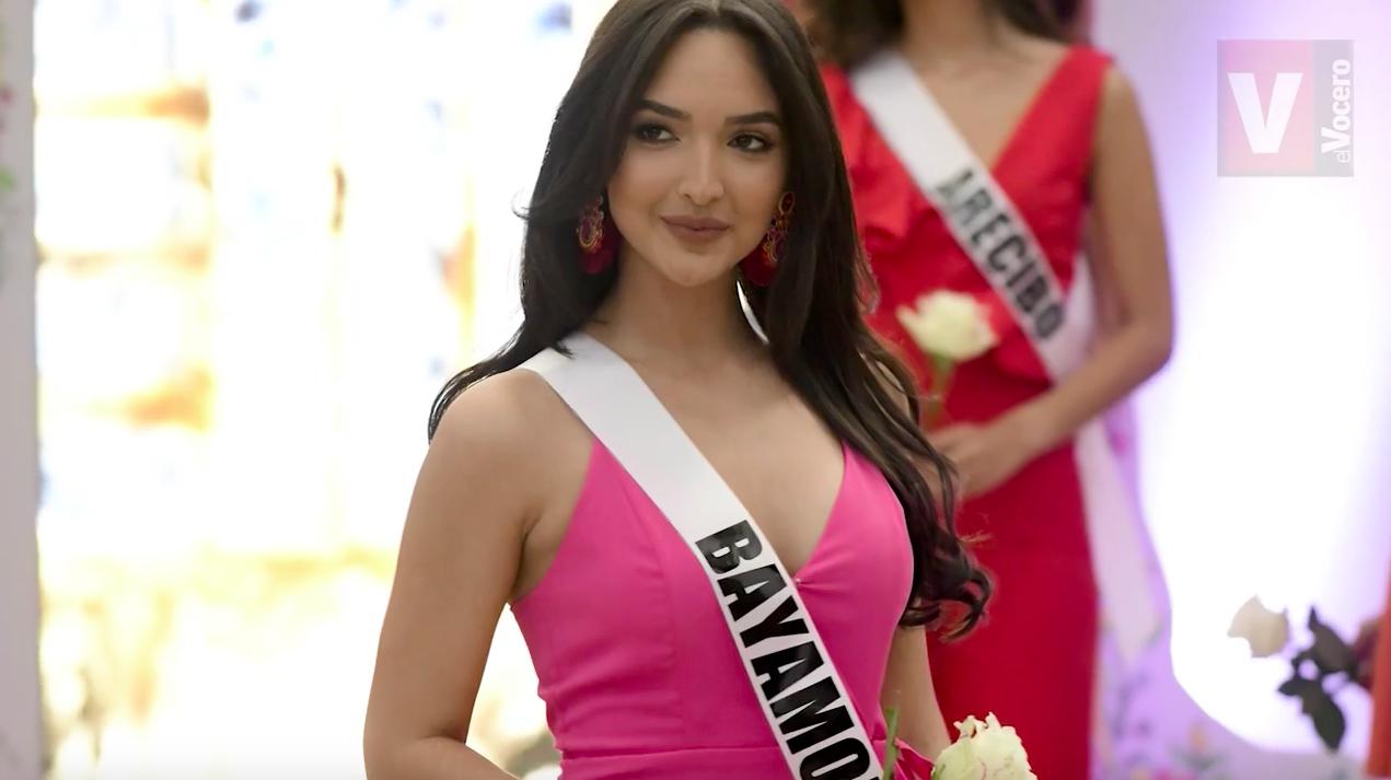Rumbo a la corona: Miss Bayamón: Laihany Ponton